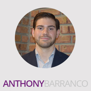 Photo of Anthony Barranco, Account Executive at Winger Marketing