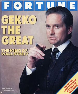 Don't muscle your way into more brand exposure like Gordon Gekko. Be smarter.