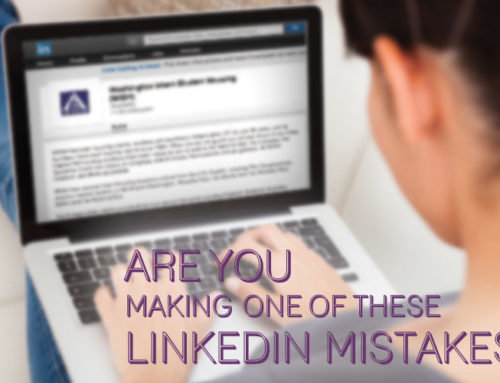LinkedIn Mistakes that Even the Pros Make